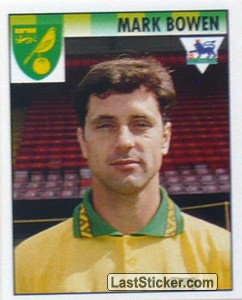 Mark Bowen (Norwich City)