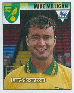Mike Milligan (Norwich City)