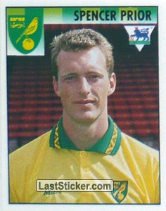 Spencer Prior (Norwich City)