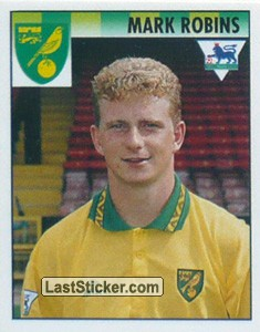 Mark Robins (Norwich City)