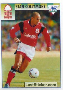 Stan Collymore (Star Player) (Nottingham Forest)