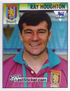 Ray Houghton (Aston Villa)