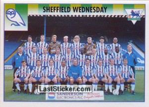 Team Photo (Sheffield Wednesday)