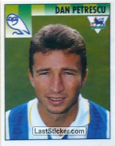 Dan Petrescu (Sheffield Wednesday)
