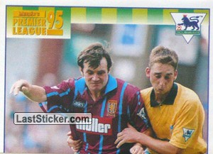 Ray Houghton (Action 1/2) (Aston Villa)