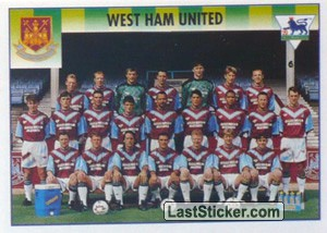Team Photo (West Ham United)