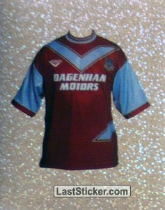 Home Kit (West Ham United)