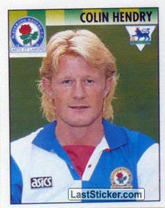 Colin Hendry (Blackburn Rovers)
