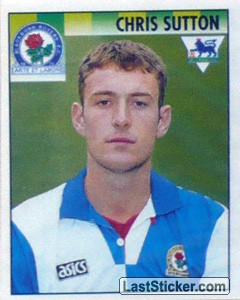 Chris Sutton (Blackburn Rovers)