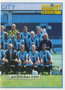 Team Photo (2/2) (Coventry City)
