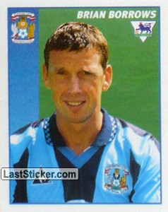 Brian Borrows (Coventry City)