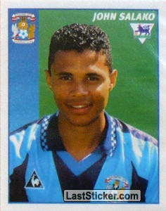 John Salako (Coventry City)
