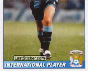 Gary McAllister (International Player - 2/2) (Coventry City)