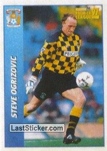 Steve Ogrizovic (Keeper) (Coventry City)