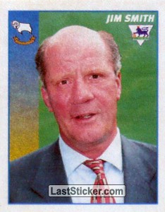 Jim Smith (Manager) (Derby County)