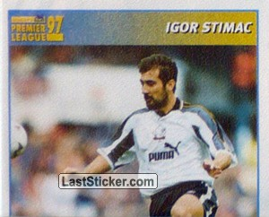 Igor Stimac (International Player - 1/2) (Derby County)