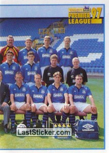 Team Photo (2/2) (Everton)
