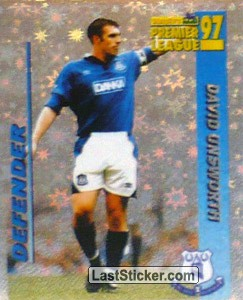 David Unsworth (Defender) (Everton)