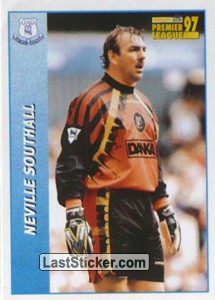 Neville Southall (Keeper) (Everton)