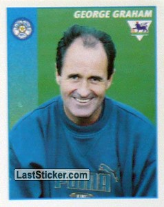 George Graham (Manager) (Leeds United)