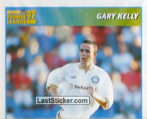 Gary Kelly (International Player - 1/2) (Leeds United)