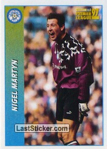 Nigel Martyn (Keeper) (Leeds United)