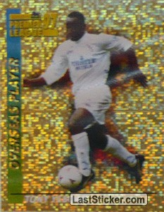 Tony Yeboah (Overseas Player) (Leeds United)