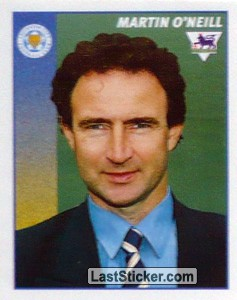 Martin O'Neill (Manager) (Leicester City)