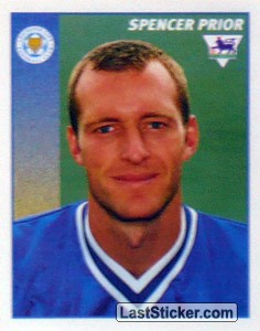 Spencer Prior (Leicester City)