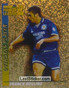 Franck Rolling (Overseas Player) (Leicester City)