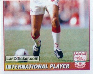 Paul Merson (International Player - 2/2) (Arsenal)