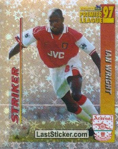 Ian Wright (Striker) (Arsenal)