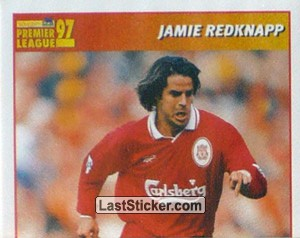 Jamie Redknapp (International Player - 1/2) (Liverpool)