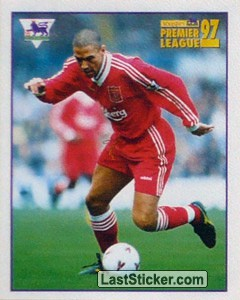 Stan Collymore (Liverpool) (FA Premier League Review 1995-96)