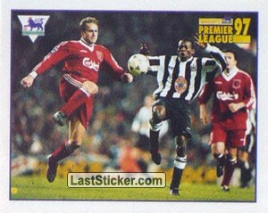 John Scales (Liverpool) (FA Premier League Review 1995-96)