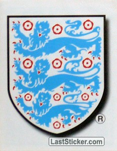 England FA Logo (Glenn Goes For Glory)