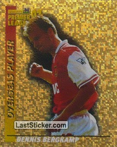 Dennis Bergkamp (Overseas Player) (Arsenal)