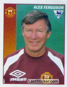 Alex Ferguson (Manager) (Manchester United)