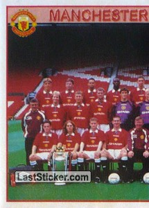 Team Photo (1/2) (Manchester United)