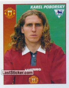 Karel Poborsky (Manchester United)