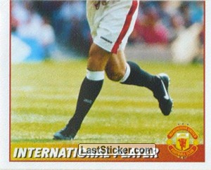 Eric Cantona (International Player - 2/2) (Manchester United)