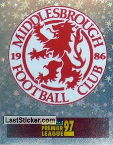 Club Emblem (Middlesbrough)