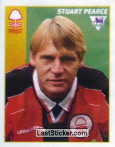 Stuart Pearce (Nottingham Forest)