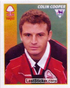Colin Cooper (Nottingham Forest)