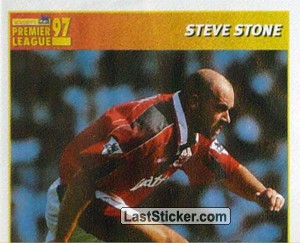 Steve Stone (International Player - 1/2) (Nottingham Forest)