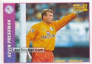 Kevin Pressman (Keeper) (Sheffield Wednesday)