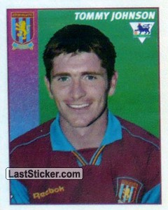 Tommy Johnson (Aston Villa)