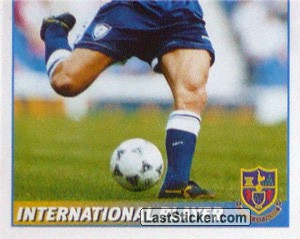 Darren Anderton (International Player - 2/2) (Tottenham Hotspur)