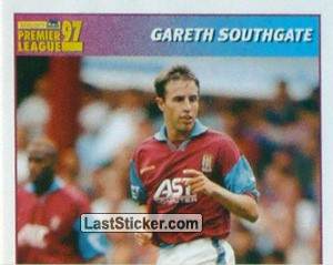Gareth Southgate (International Player - 1/2) (Aston Villa)