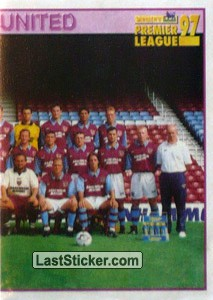Team Photo (2/2) (West Ham United)